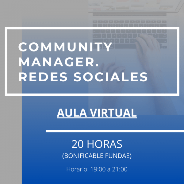 Community Manager. Redes Sociales
